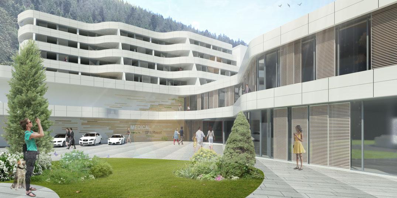 Medical Spa & Resort Hotel